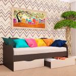 Кровать с ящиками, кровати, кровать диван, подростковая кровать, для пожилых