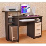 стол компьютерный, письменный стол, пирамида, офисный стол, стол для компьютера
