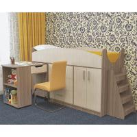 кровать,пирамида,детская кровать,мебель,детская мебель,краснодар, яркая