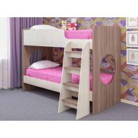 кровать, детская кровать, кровать чердак, пирамида, кровать для детей, фабрика