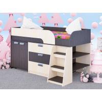 кровать, детская кровать, кровать-комод, пирамида, кровать для детей, фабрика